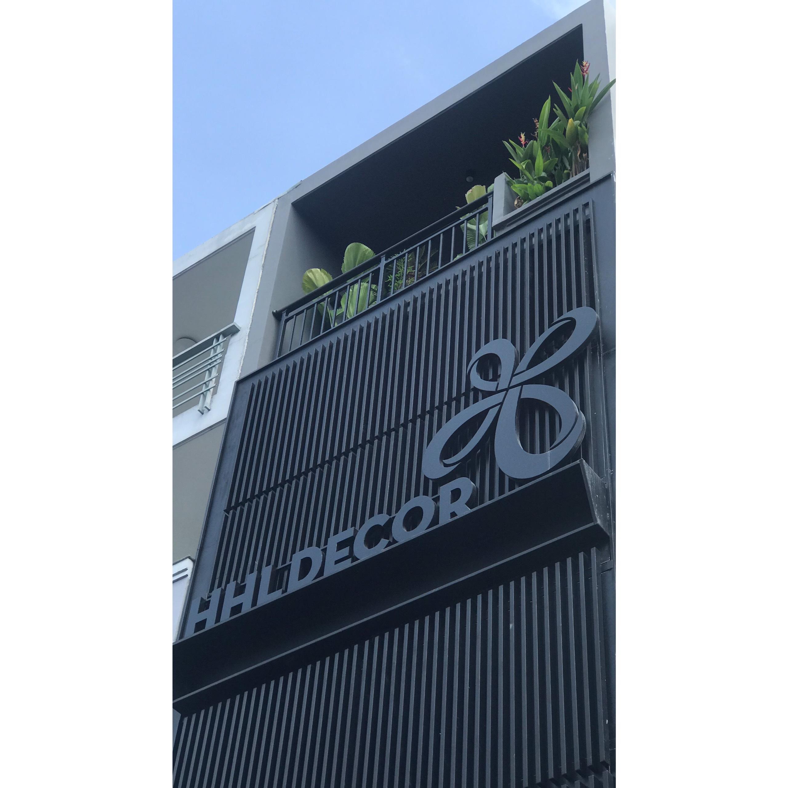 Câu chuyện thương hiệu trong thiết kế nội thất văn phòng HHLDECOR